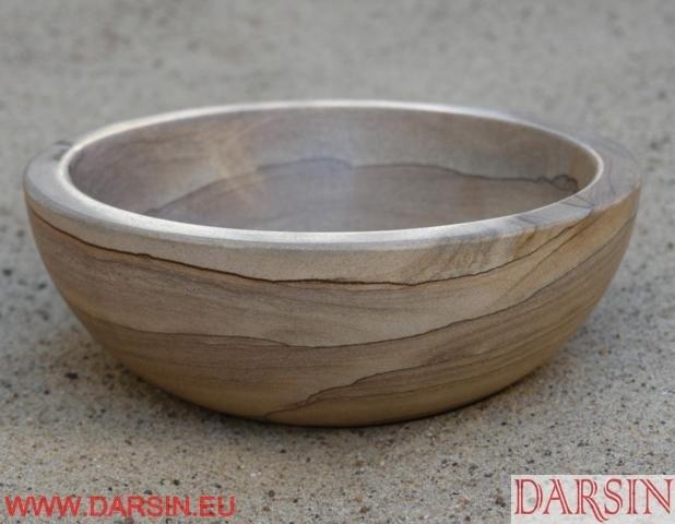 Umywalki z piaskowca - wzory