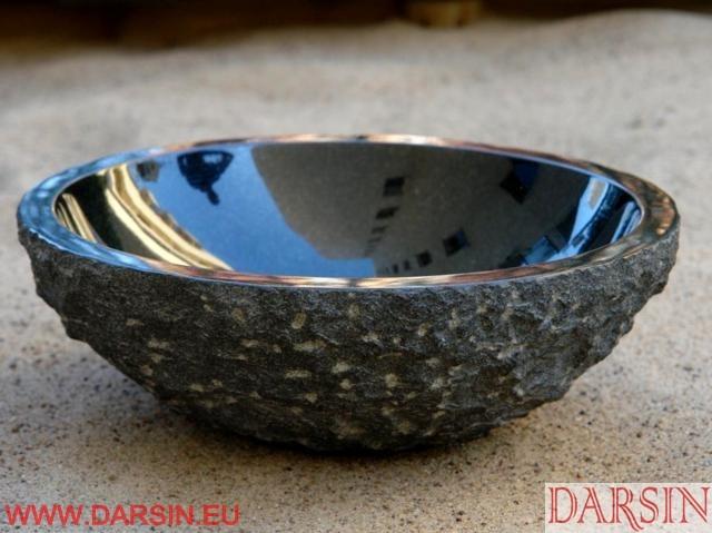 Umywalki z granitu - wzory