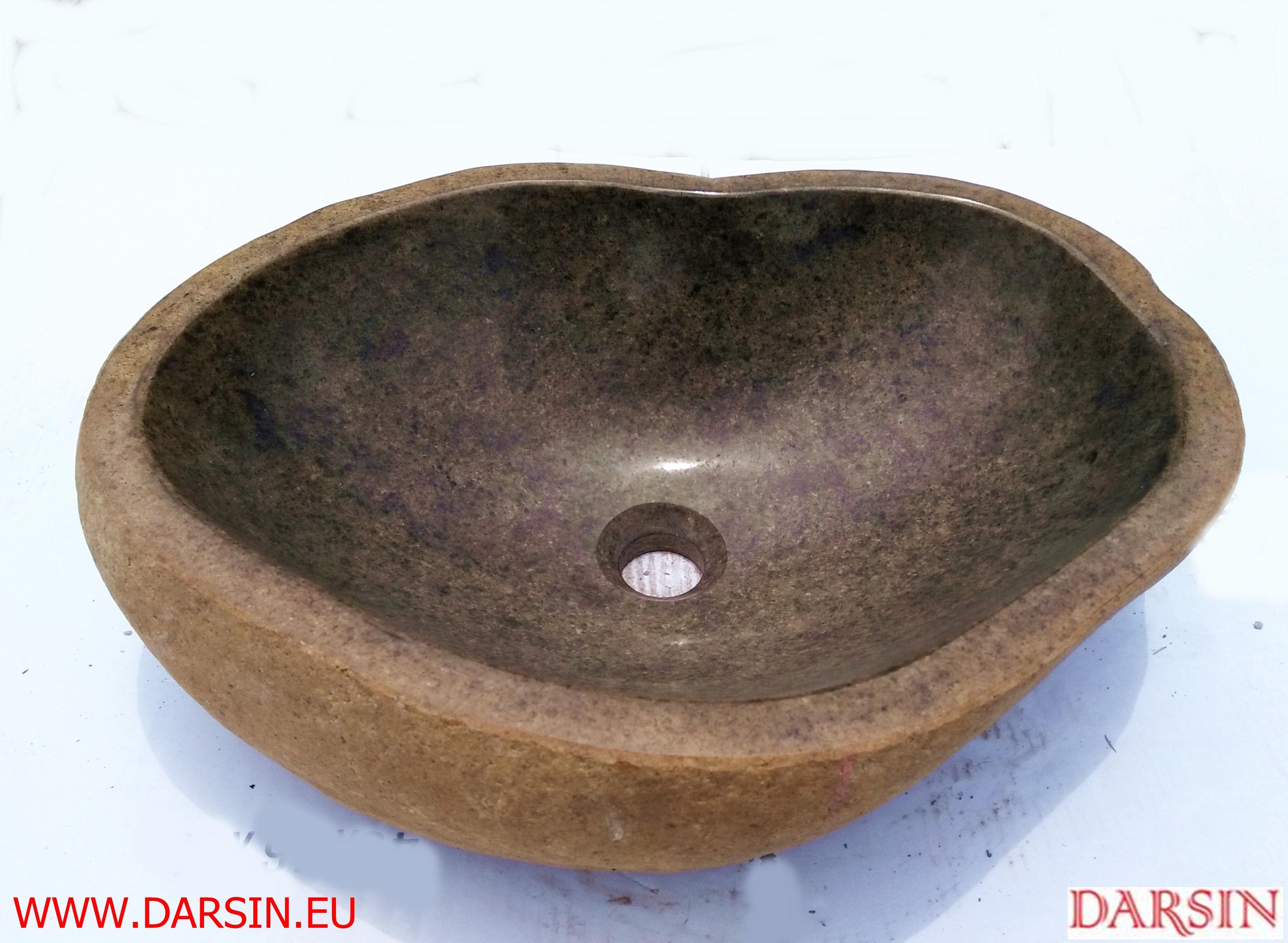 Umywalka z otoczaka (Nr.59)