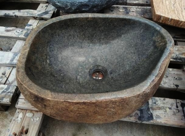 Umywalka z otoczaka (Nr.73)