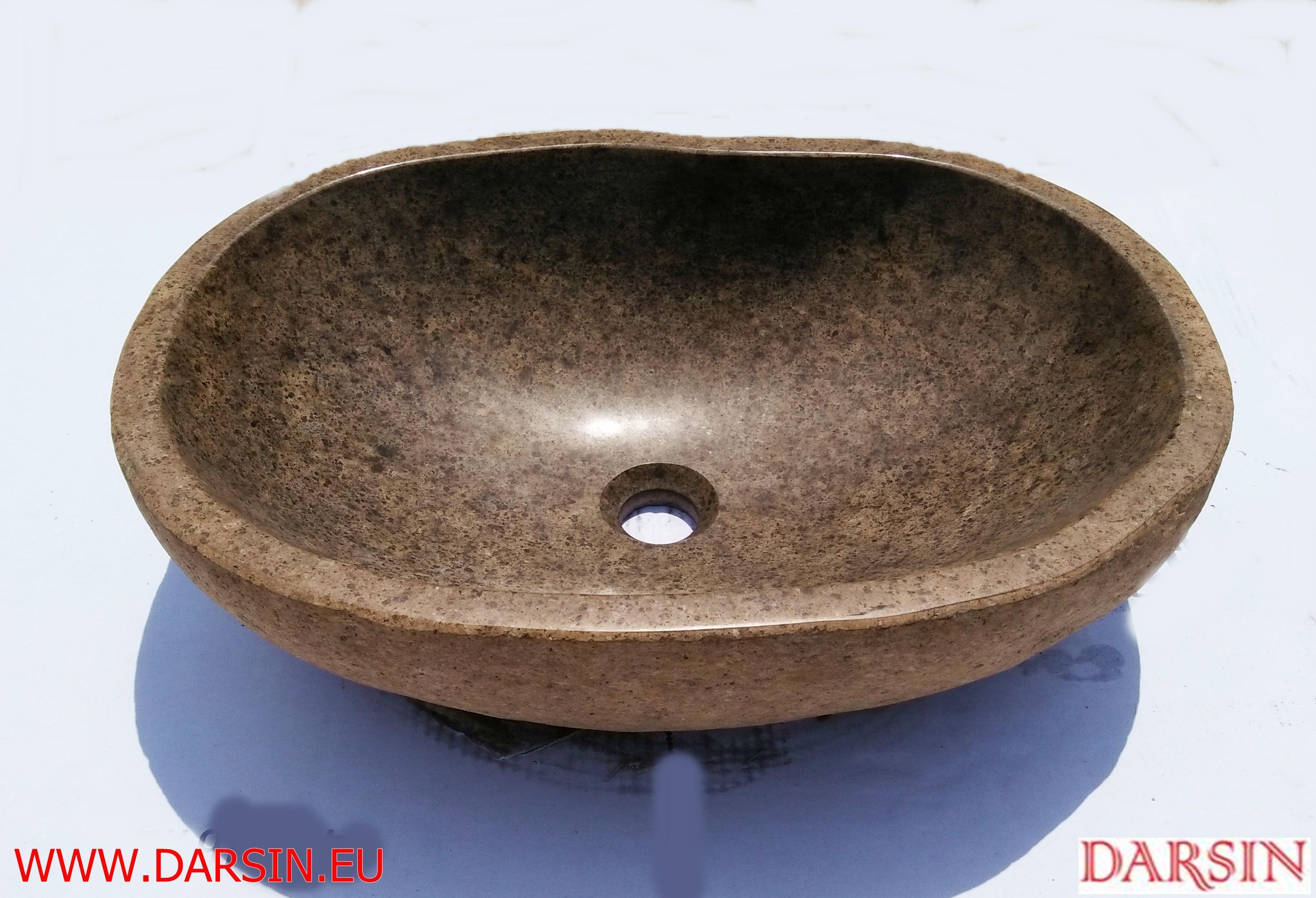Umywalka z otoczaka (Nr.9)