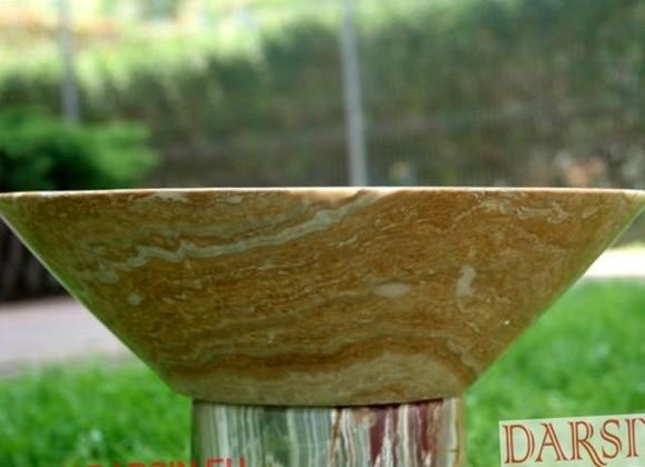 Umywalka z marmuru Serpeggiante (nr.3)