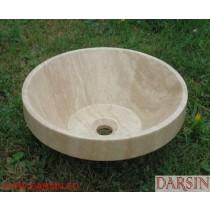 Umywalka z trawertynu (nr. 217)