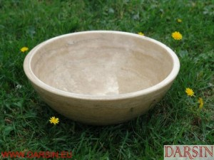 Umywalka z trawertynu (nr. 144)