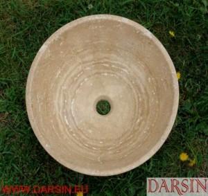 Umywalka z trawertynu (nr. 149)