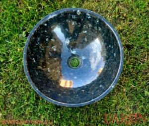 Umywalka z granitu Emerald Pearl (nr. 85)